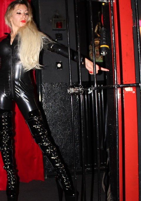 Mistress Emma Incarceration