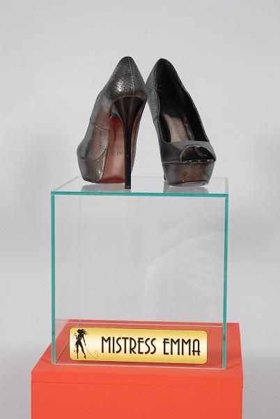 Schoenen van Meesteres Emma