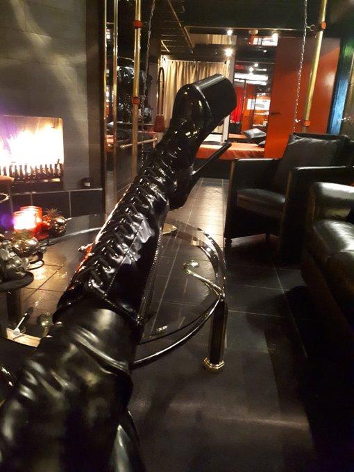 Mistress Emma's Boots